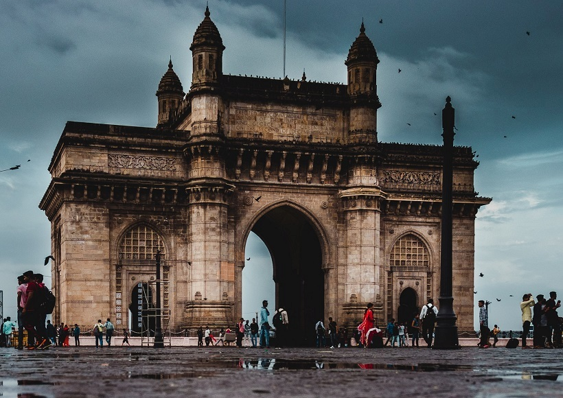 Photo of India Gate; Credit: Photo by Parth Vyas on Unsplash